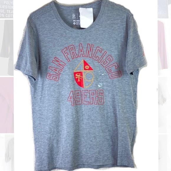 Nike  Men's Tee San Francisco 49ers Logo T-Shirt